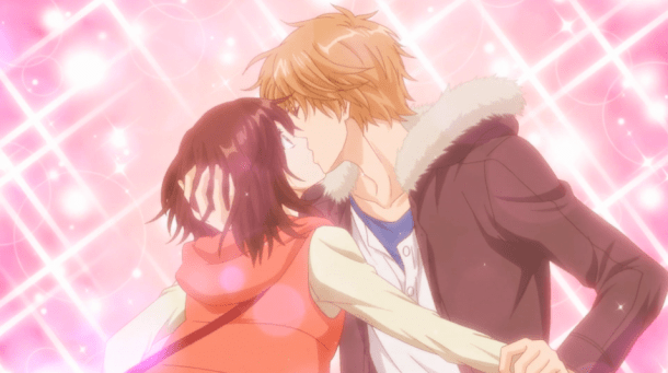 Wolf Girl and Black Prince Episode 7 | Kiss