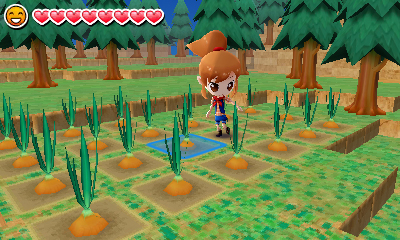 Harvest Moon: The Lost Valley | Planting Onions