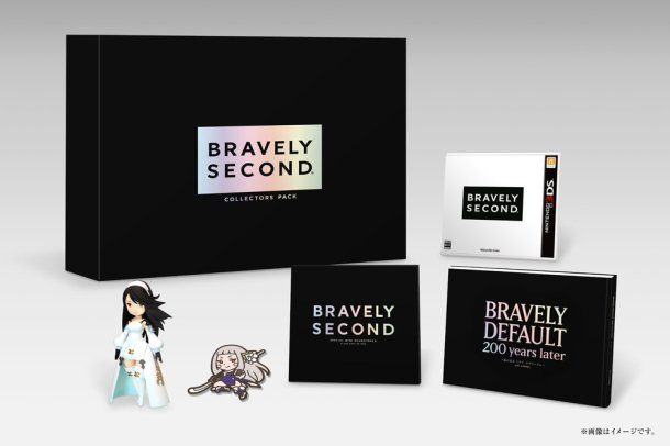 Bravely Second - Collector's Pack