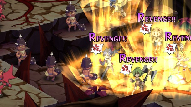 Disgaea 5 Japanese Screen | Revenge