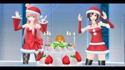Hatsune Miku: Project Diva F 2nd | Santa Luka