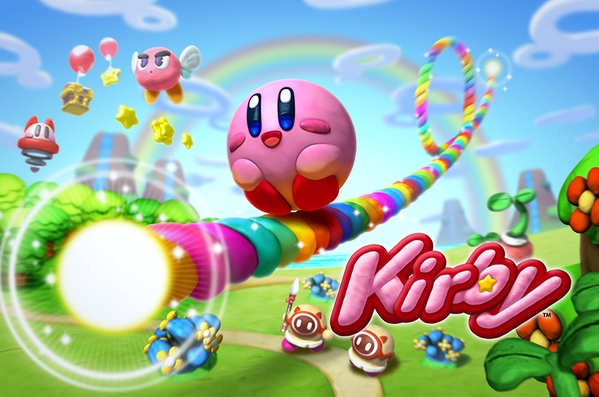 Josh's Most Anticipated Games - Kirby and the Rainbow Curse