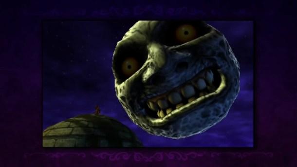Legend of Zelda Majora's Mask 3D Moon - Nintendo Download