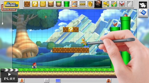 Josh's Most Anticipated Games - Mario Maker