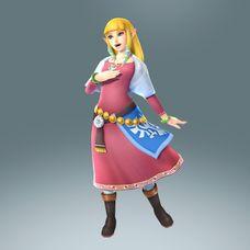 Hyrule Warriors - Skyloft Era Zelda
