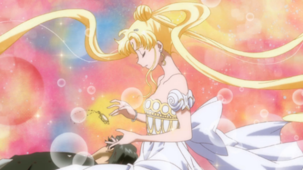 Sailor Moon Crystal Acts.8, 9, 10, and 11 | Princess Serenity