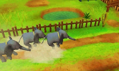 Story of Seasons - Elephants
