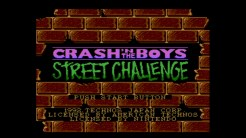 Crash 'n the Boys Street Challenge