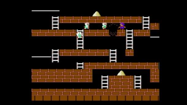 Lode Runner - Nintendo Download Europe