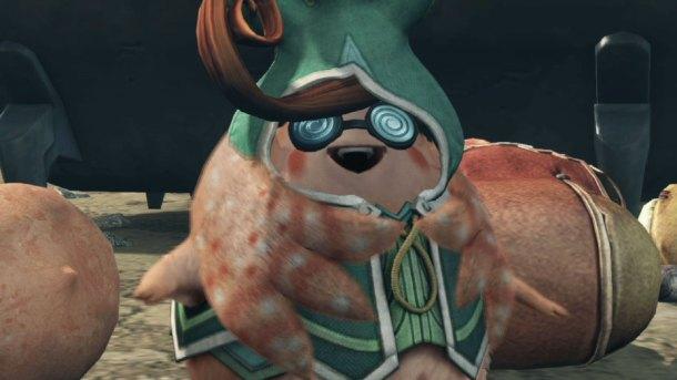 Xenoblade Chronicles X - Tatsu | Nintendo Direct