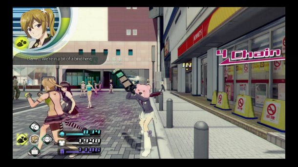Akiba's Trip PS4 | Kuma