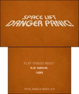 Space Life Danger Panic!