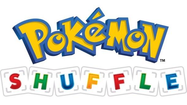 Pokemon Shuffle - Logo