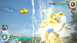 Pokken Tournament | Pikachu and Lucario