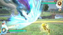 Pokken Tournament   Pikachu and Suicune