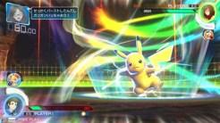 Pokken Tournament   Pikachu Charge