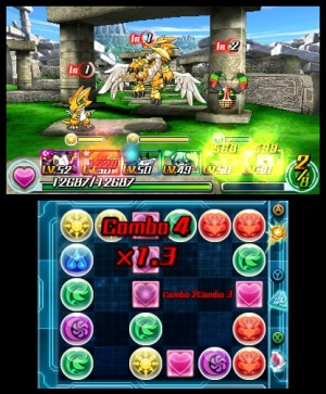 Puzzle and Dragon Z 01