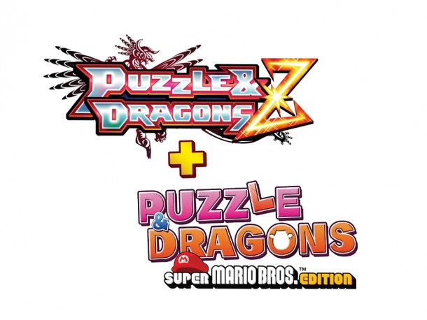 Puzzle and Dragons Z and Super Mario Bros Edition