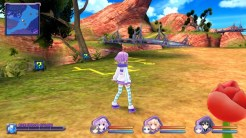 Neptunia Re;Birth1 PC Screenshot | Nep