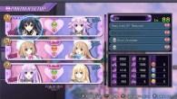 Neptunia Re;Birth1 PC Screenshot   Status Screen