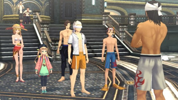 Tales of Xillia 2 | Weirdos