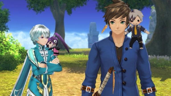 Tales of Zestiria - Ludger