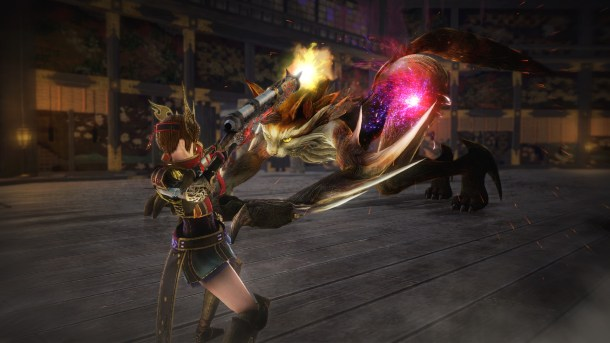Toukiden: Kiwami New Weapon Rifle 00