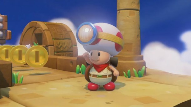 Captain Toad | Captain Toad