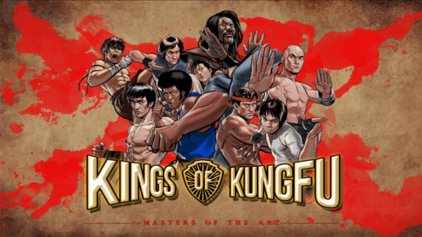 Kings of Kung Fu | oprainfall