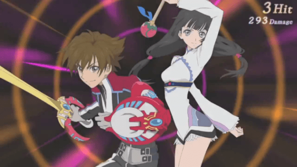 Tales of Hearts R | Special Attack