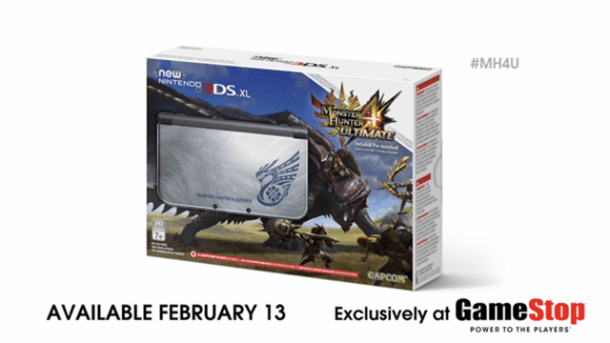 Monster Hunter 4 Ultimate - New 3DS