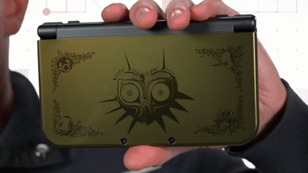 Majora's Mask New 3DS - Nintendo Direct