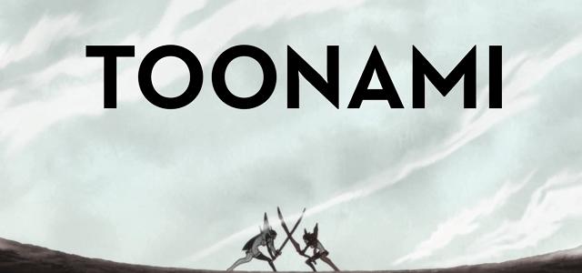 Kill la Kill on Toonami | oprainfall