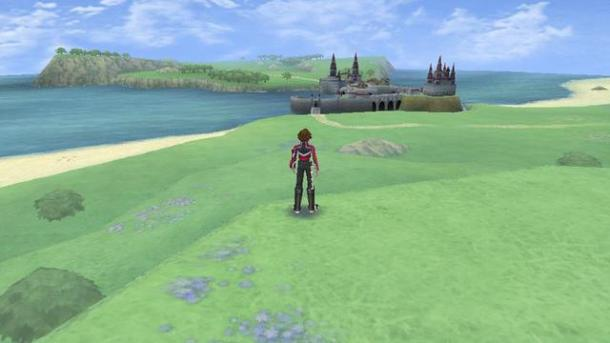 Tales of Hearts R | World Map