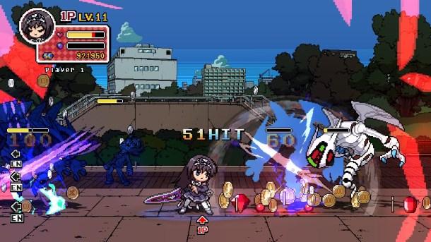 Phantom Breaker: Battle Grounds | Combo