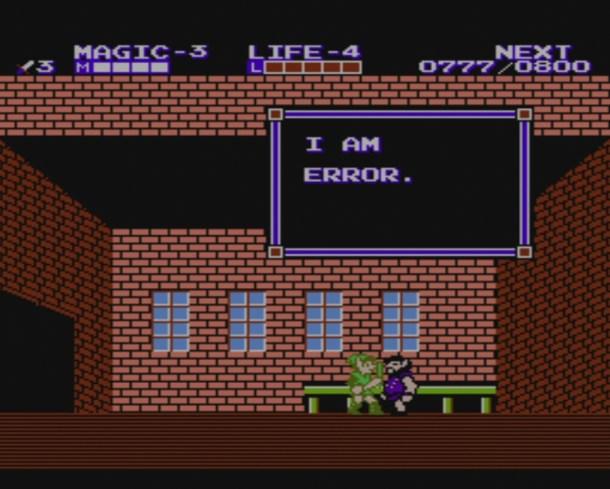 Zelda II: Adventure of Link | I Am Error