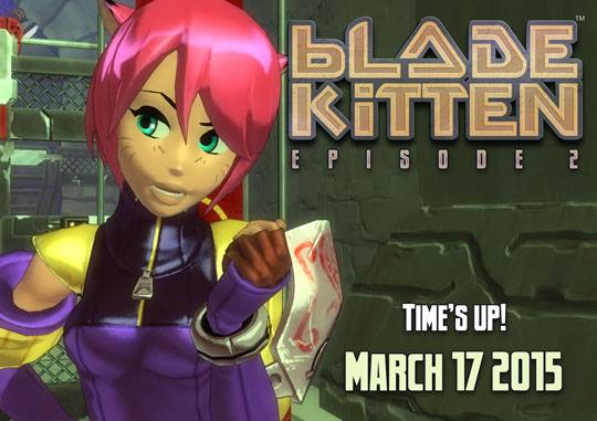 Blade Kitten Episode 2 | Release Date