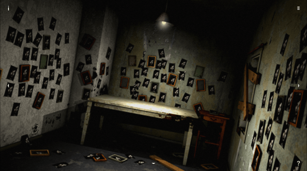 Decay: The Mare | The Creepy Photos Room from Episode 1