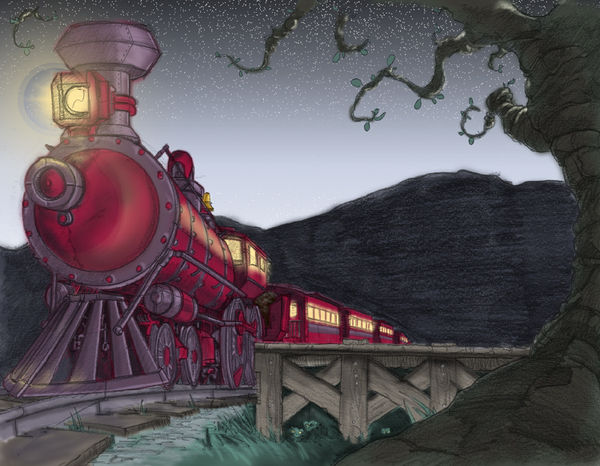 Harry Potter - The Hogwartz Express