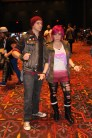 Delsin and Fetch
