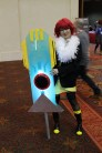 Red and the Transistor