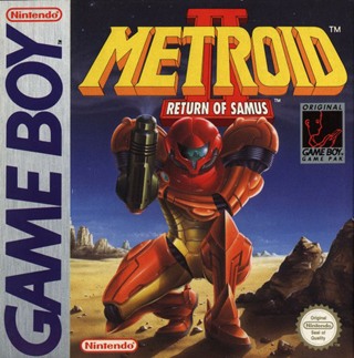 Metroid II needs to be remade