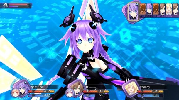 Neptunia Re;Birth1 PC | Purple Heart