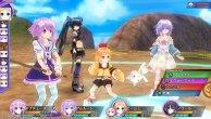 Neptunia ReBirth3   Combat