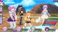 Neptunia ReBirth3 | Combat
