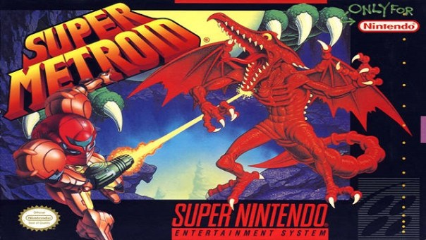 Super Metroid became one of my favorite games of all time