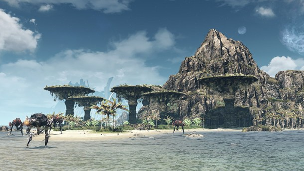 Xenoblade Chronicles X Primordial 4