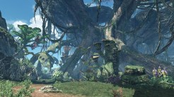 Xenoblade Chronicles X forest 2