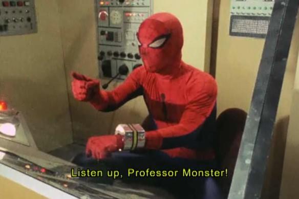 Japan's Spider-man