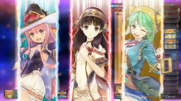 Atelier Shallie: Alchemists of the Dusk Sea - Characters